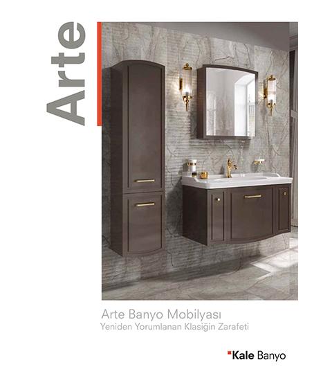Arte Banyo Mobilyası