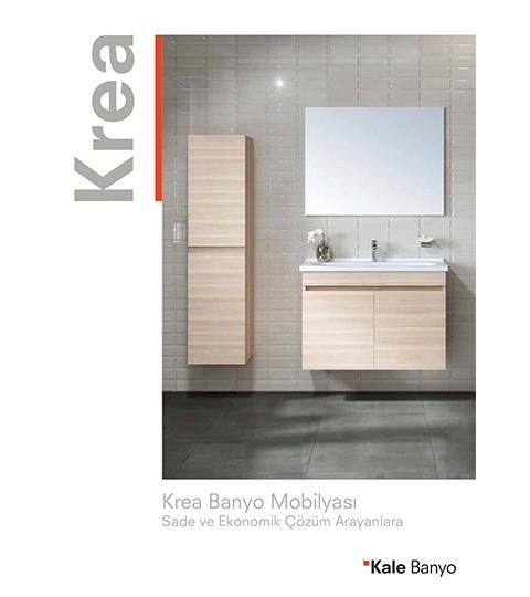 Krea Banyo Mobilyası